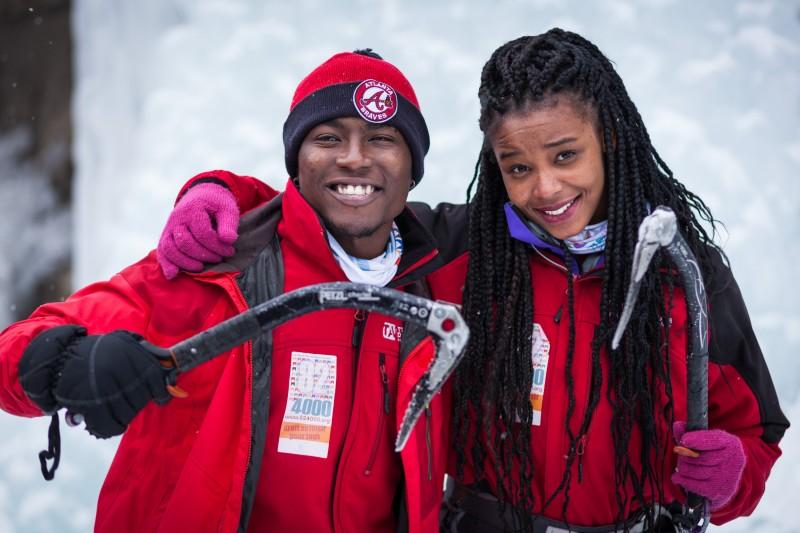 Jasmine Moinache & Ali Chakri