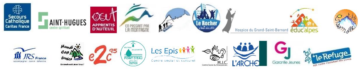 Stands Journée Montagne Partagée Grenoble