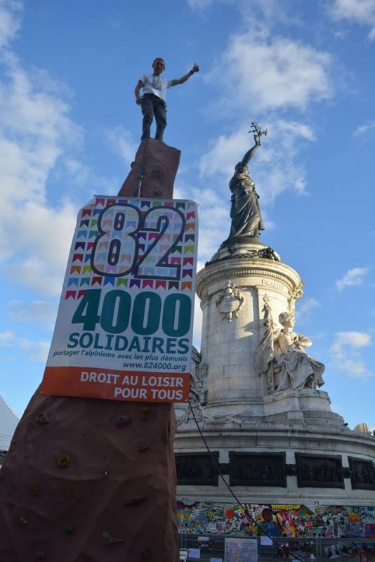 824000 Solidaires à Paris